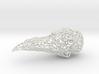 Bird Skull Filigree: 15cm 3d printed