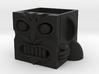 Mayan Tiki Planter 3d printed