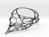 Beautiful `basket-like' network 3d printed