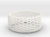 Bracelet (Toroidal Lattice) 3d printed