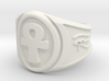 Ring-Popper-Size-11 3d printed