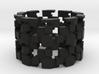 Tilt Cubes Ring Size 12 3d printed