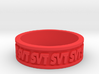 SVT Ring Size 9 3d printed