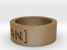 Hoonigan Ring Size 14 3d printed