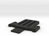 DSLR_cam/IMU_plate-v2 3d printed
