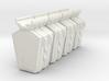 Pulson-A Combat Transport 1-403 Drop Pods 3d printed