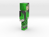 12cm | Cyberdrylus_ 3d printed