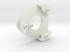 Leica / Wild GST20 1/4 scale tripod head 3d printed