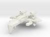 WarCrow Class AssaultCruiser -small- 3d printed