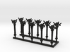 LBSC Canopy Support 3d printed