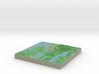 Terrafab generated model Wed Jul 16 2014 18:26:49  3d printed