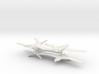 1/200 Grumman Ocelot (x4) 3d printed