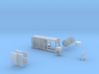 AB-HFS Pumpenmodul Diorama  3d printed