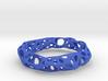Osseous Bracelet Dense 3d printed