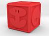 Mario Die 3d printed