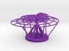 Aerial Screw (Leonardo) 3d printed