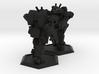 WHAM- King Sandman x2 (1/285th) 3d printed