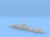 LCI(L) Late Forward Gun Tub 1/700 Scale 3d printed