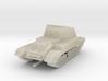 Vehicle- Valentine Tank Archer (1/72) 3d printed