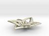 Amaryllis Pendant 3d printed