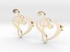 Musical Heart Premium 3d printed