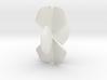Juliabulb-sqrtz^23-x=05-it=15-step=500 3d printed