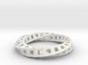 Ring 19 3d printed