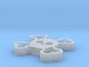 CrossBones 3d printed