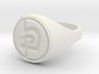 ring -- Wed, 14 Aug 2013 10:25:00 +0200 3d printed