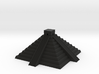 Mayan Pyramid temple 3d printed
