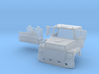 1/64 LN 900 Truck Cab with Interior 3d printed