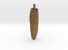 Male Kauri Cone pendant ~ 48mm 3d printed