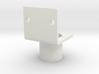 Sensor Bracket for Parallax PIR sensor 3d printed