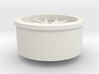 Wheel - miniz size -1.2mm shaft 3d printed