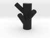 A tree wall hook 3d printed