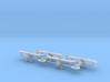 1/350 Albatros DVa 3d printed