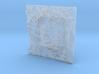 4''/10cm Baltoro Glacier and K2, WSF 3d printed