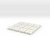 TC2800 Ballastplatten Zusatz 3d printed