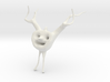 Alien Deer 3d printed