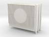 Beton-Schallschutzwand Mit Kreiselement 3x- 3d printed