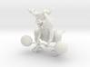 Devil's Sport 3d printed