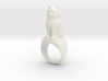 Katzenring Catring 3d printed