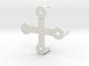 Naze32Rev5 Clip (non-rightangle pins) 3d printed