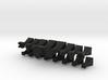 90 Degree Twist Chess Set 3d printed