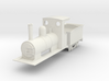 O9 Small estate loco and tender 3d printed