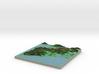 Terrafab generated model Fri Sep 27 2013 13:36:11  3d printed