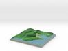 Terrafab generated model Fri Sep 27 2013 13:17:40  3d printed
