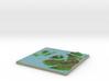 Terrafab generated model Fri Sep 27 2013 21:31:26  3d printed