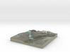 Terrafab generated model Sat Sep 28 2013 13:48:50  3d printed