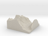 Terrafab generated model Sat Sep 28 2013 19:22:13  3d printed
